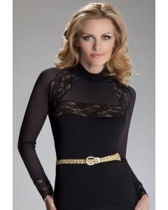 Черная блузка Eldar Anatolia