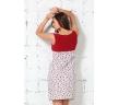 Стильное недорогое платье для лета