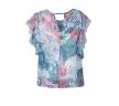 Летняя двухслойная блуза Zaps Rut