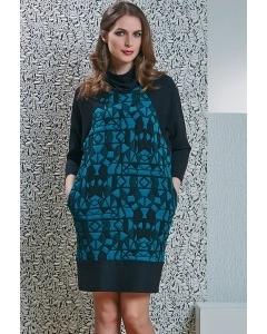 Платье TopDesign B4 067