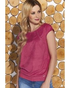 Малиновая блузка на лето Zaps Musa