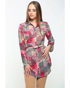 Стильная туника-рубашка Bravissimo 162564