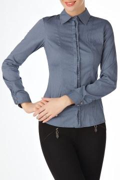 Строгая офисная блуза Golub   Б785-1323
