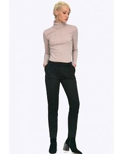Чёрные женские брюки Emka D089/djolin