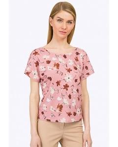 Летняя блуза Emka B2309/peace