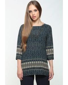 Удлиненная блузка Bravvissimo 162154