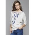 Трикотажная женская блузка Zaps Otiena
