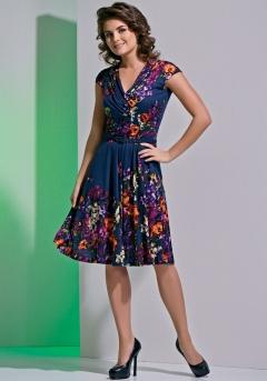 Платье TopDesign (коллекция лето 2014) A4 034