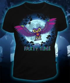 Мужская клубная футболка It's party time