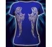 футболка с крылышками