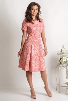 Шикарное летнее платье TopDesign Premium PA6 02