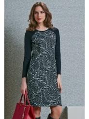 Платье Top Design B4 026
