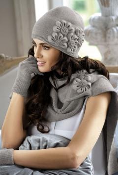 Комплект шапка и шарф Kamea Ariadna