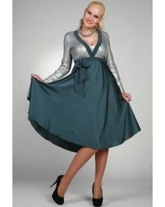Шикарное платье-полусолнце | 9782