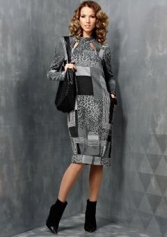 Платье TopDesign B3 069