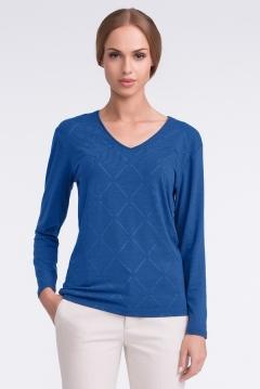 Блузка синего цвета Sunwear U29