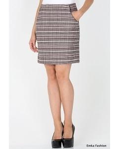 Шерстяная юбка Emka Fashion 493-nicollette