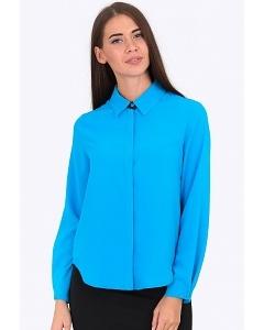 Бирюзовая блузка Emka Fashion b 2195/rebecca