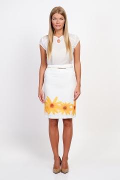 Летняя юбка Emka Fashion 202-60/pataya