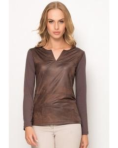 Цветастая блузка доставка