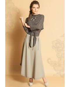 Длинная юбка TopDesign A5 119