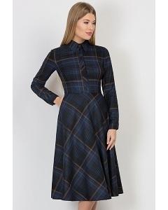 Платье рубашечного кроя Emka Fashion PL-432/imperiyaПлатье рубашечного кроя Emka Fashion PL-432/jersi