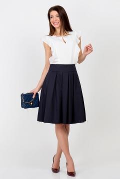 Расклешенная юбка Emka-Fashion 552-djolin
