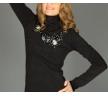 Купить черный свитер в интернет-магазине