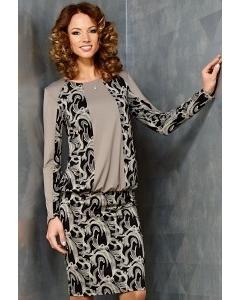 Платье TopDesign B3 121