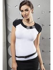 Блузка с коротким рукавом Enny | 15005