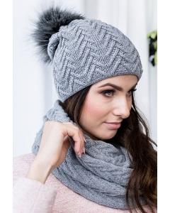 Женская шапка Veilo 32.002