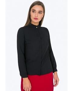 Чёрная блузка Emka B2282/benjamin