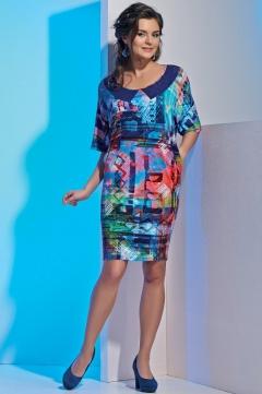 Платье TopDesign (коллекция весна-лето 2014) A4 022