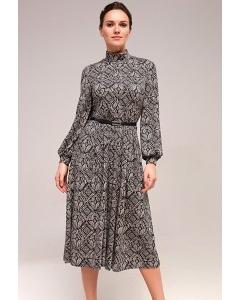 Платье TopDesign B7 156