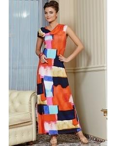 Длинное платье TopDesign Premium PA4 29