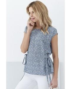 Летняя блузка на кулиске Sunwear Q57-2-15