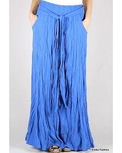 Длинная летняя юбка Emka Fashion 366-lana