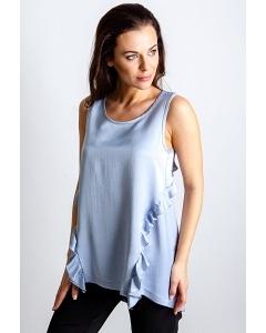 Асимметричная блузка TopDesign Premium PA5 37
