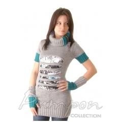 Платье-туника Parkhande