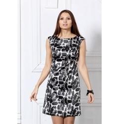 Атласное платье Ремикс