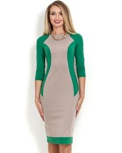Красивое платье Donna Saggia DSP-168-10t