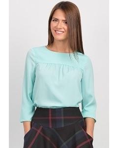Блузка с длинным рукавом Emka Fashion b 2108/rozetta
