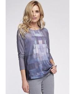 Блузка осенняя с длинным рукавом Sunwear O15-5-92