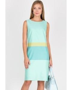 Красивое летнее платье Emka Fashion PL-423/manoya