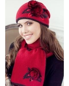 Комплект (шапка+шарф) Landre Ромина