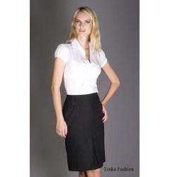 Стильная прямая юбка Emka Fashion