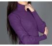 купить женский свитер фиолетового цвета