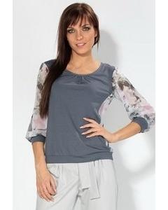 Изящная молодежная блузочка   3589