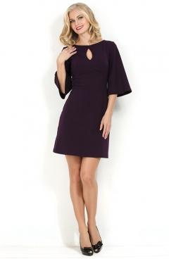 Платье с широким рукавом Donna Saggia DSP-171-29t
