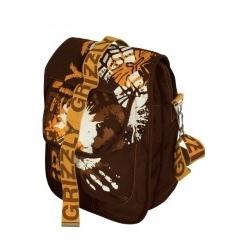 Коричневая молодёжная сумка Grizzly | СМ-1020